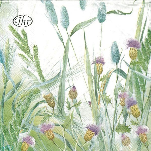 GrassLand-德國 IHR 餐巾紙(33x33cm)