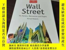 二手書博民逛書店WallStreetthe罕見markets mechanism