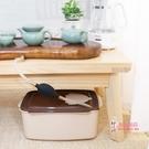 茶渣桶 家用茶桶茶渣桶茶水桶功夫茶具配件客廳簡約方形小號廢水桶排水桶