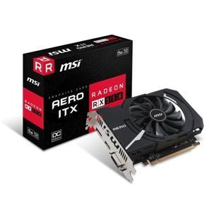 【綠蔭-免運】微星Radeon RX 550 AERO ITX 4G OC PCI-E顯示卡