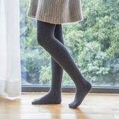 加絨打底襪季連褲襪加厚打底褲女外穿顯瘦保暖絲襪防勾絲襪子『櫻花小屋』