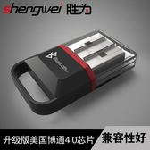 接收器勝為USB適配器4.0台式筆記本電腦音頻發射器接收器耳機適配器 免運直出 交換禮物