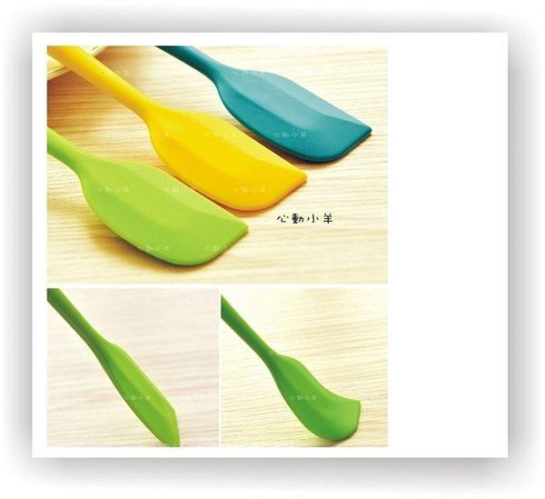 心動小羊^^(L大號)矽膠耐高溫一體成形刮刀烘焙工具烘焙、手工皂專用
