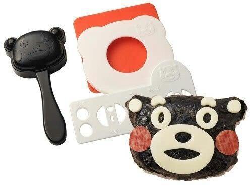 【發現。好貨】熊本熊造型便當飯團輔助模具飯團模具便當壽司工具小孩最愛