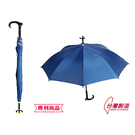 金德恩 台灣製造 專利三點腳墊 拐杖式握...