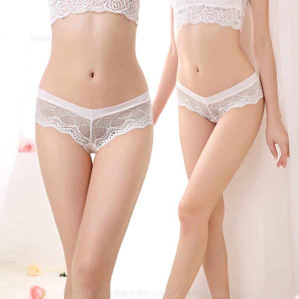 親膚柔紗 性感熱銷 蕾絲丁字褲 內褲 (5色)【BTDI-10561JP】