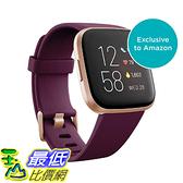 [8美國直購] 智能手錶 Fitbit Versa 2 Health & Fitness Smartwatch with Heart Rate, Music, Alexa Built-in, Sleep