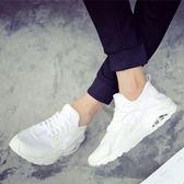 跑步鞋 透氣帆布鞋 韓版運動休閒鞋【非凡上品】nx2189