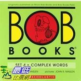 [104美國直購] 2015美國暢銷書排行榜 Bob Books Set 4 - Complex Words