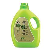 全植媽媽洗衣液體皂─橙花香1800g【康是美】