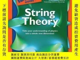 二手書博民逛書店The罕見Complete Idiot s Guide To String Theory (library) (c