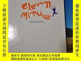 二手書博民逛書店Eleven罕見Minutes(韓文版)Y286382 Paul