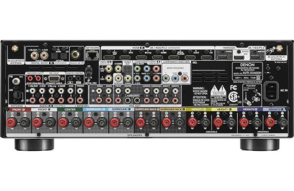 DENON AVR-X4400H 9.2 聲道AV環繞擴大機