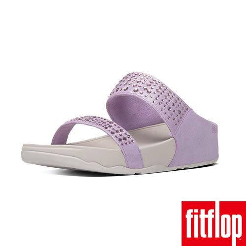 FitFlop TM-NOVY TM SLIDE TONAL-粉紫色
