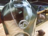 925銀+鋯石小星星 獅子座 Leo 星座珠寶手鍊 DeeDee Jewellery 生日禮物