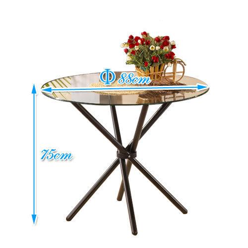 《家購網寢俱館》成功系列-強化玻璃咖啡桌