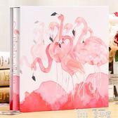 相簿 5寸800張相冊影集相冊本插頁式家庭盒裝大容量過塑可放7寸混合 童趣屋