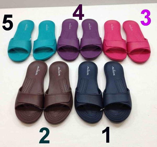 ALLCLEAN環保萬用拖鞋(EVA)~材質安全舒適.室內室外浴室皆適用 產地:臺灣專利證號:D144859