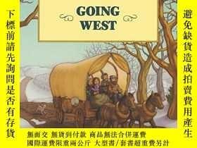 二手書博民逛書店Going罕見WestY255562 Wilder, Laura Ingalls (edt)  Graef,