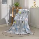 【BEST寢飾】法蘭絨空調毯 安布雷拉 130x190cm 毛毯 毯子 法萊絨毯 冷氣毯 四季毯