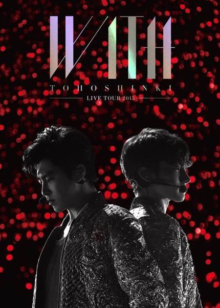 東方神起 2015巡迴演唱會 神起相守 DVD (購潮8)