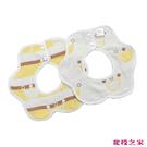 360度六層紗布口水巾 圍兜兜三入組 明亮貴族黃 (嬰兒/幼兒/寶寶/新生兒/baby/兒童)