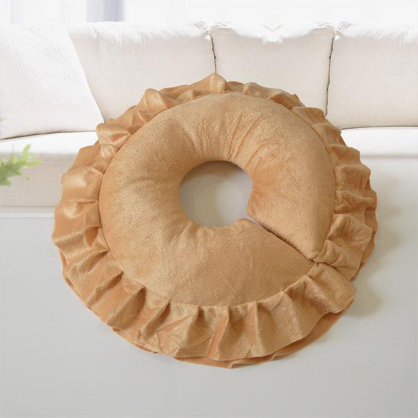 美容院趴枕臉墊頭枕可拆洗U型枕頭 按摩推拿美容床U形趴趴枕洞枕 免運直出 聖誕交換禮物