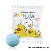日本 NOL 小貓(Line貼圖)入浴球Ⅱ|沐浴球|泡澡球