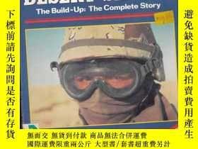 二手書博民逛書店DESERT罕見SHIELD:THE BUILD-UP:THE