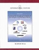 二手書博民逛書店《Service Management: Operations, Strategy, and Information Technology》 R2Y ISBN:0071214577