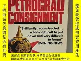 二手書博民逛書店The罕見Petrograd consignment by Ow