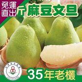 家購網嚴選 預購-台南麻豆文旦35年老欉10斤裝(8~11顆)x2【免運直出】