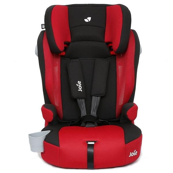 Joie Alevate 2-12歲汽座/安全座椅-紅色 [衛立兒生活館]