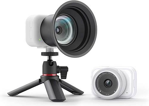 aTLi EON 【美國代購】縮時攝影相機 捕捉自然 建築 iOS/Android 應用程式控制 - 白色