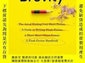 二手書博民逛書店Brevity:罕見A Flash Fiction Handbo