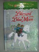 【書寶二手書T7/原文小說_GSY】Blizzard of the Blue Moon_Osborne, Mary Po