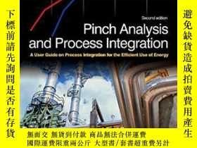 二手書博民逛書店Pinch罕見Analysis And Process Integration Second Edition: A