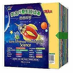 簡體書-十日到貨 R3Y【美國兒童主題讀本—自然科學(Early Childhood Themes-Science)(共30冊...