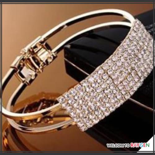 日韓奢華滿天星滿鑽超閃手環 手鏈