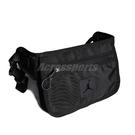 Nike 腰包 Jordan Collaborator Bag 黑 男女款 斜背包 運動休閒 【ACS】 JD943004GS-001