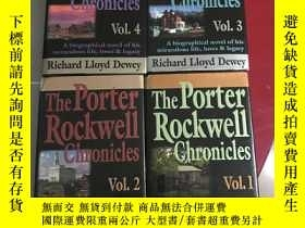二手書博民逛書店The罕見Porter Rockwell Chronicles(