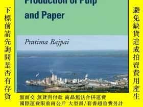 二手書博民逛書店Environmentally罕見Friendly Production of Pulp and PaperY