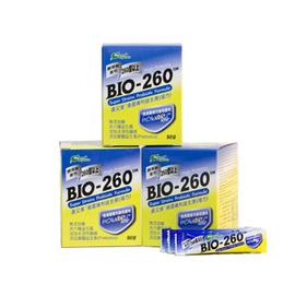 喜又美 美國專利益生菌(複方)BIO-260 30包/盒 (團購買四送加送一盒BIO-260哦)!!