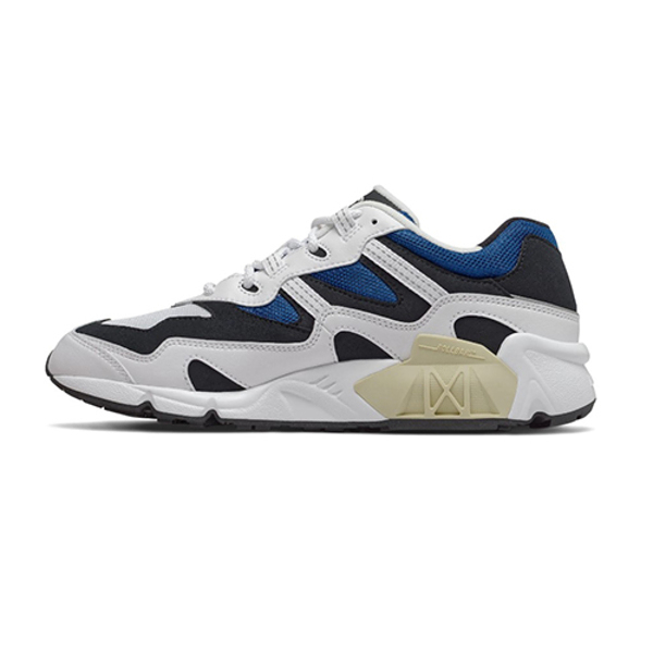 NEW BALANCE 白藍 黑 麂皮 復古休閒 情侶鞋 慢跑 男女 ML850YSC【FEEL 9S】