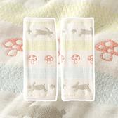 日本Hoppetta六層紗童趣森林背巾口水巾