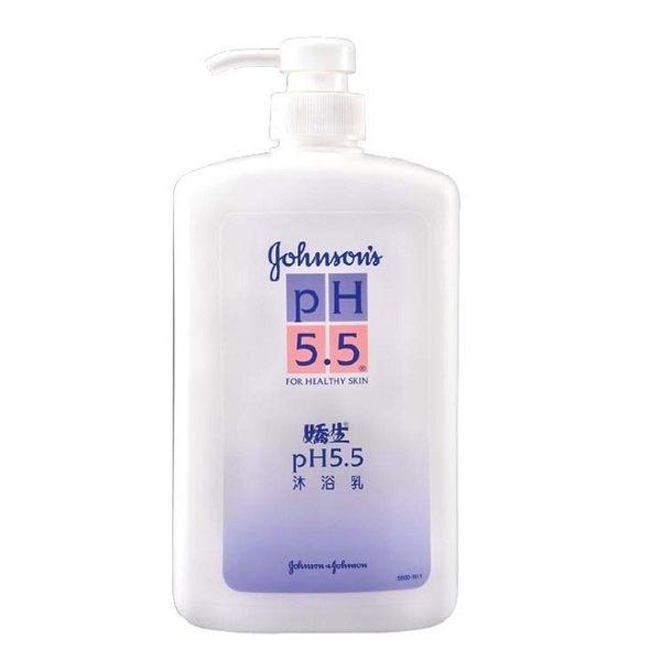 嬌生pH5.5溫和沐浴乳 1000ML