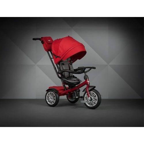 賓利 Bentley 原廠授權兒童三輪車/三輪嬰幼兒手推車-紅色[衛立兒生活館]