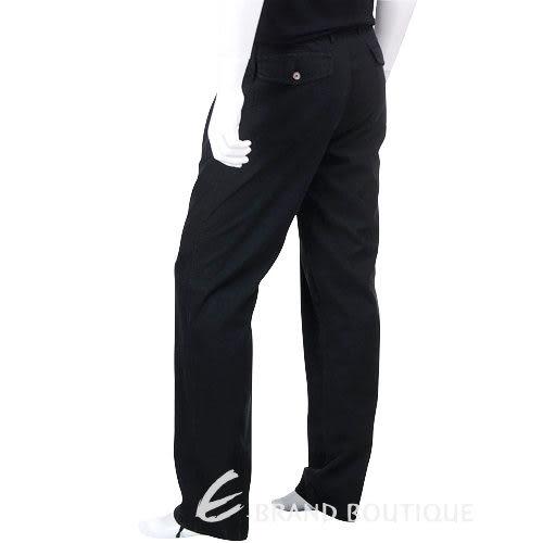 CERRUTI 1881  口袋休閒長褲(黑色) 0511104-01