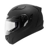 [東門城] ZEUS ZS813 消光黑 全罩式安全帽 內藏式鏡片 內襯全可拆洗