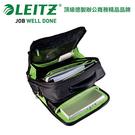德國LEITZ 智慧商旅系列 6017 15.6吋電腦背包-黑